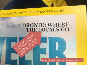 Locals Know Toronto