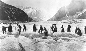 Victorian hikers