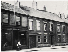 Morrell's home in Selby, 36 Gowthorpe Street, Selby